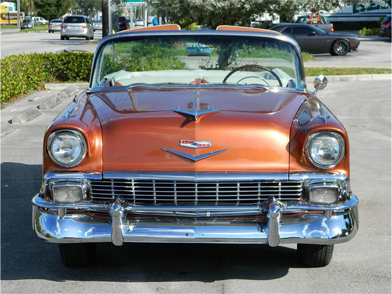 Large Picture of '56 Bel Air - M8SM