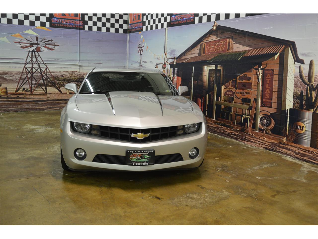 Large Picture of '13 Camaro - M8TH