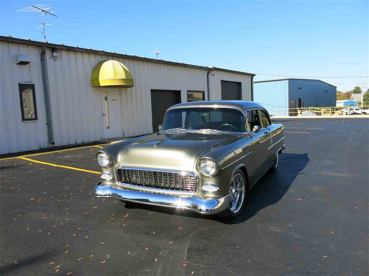 Large Picture of Classic 1955 Chevrolet 210 Offered by Diversion Motors - M8TJ