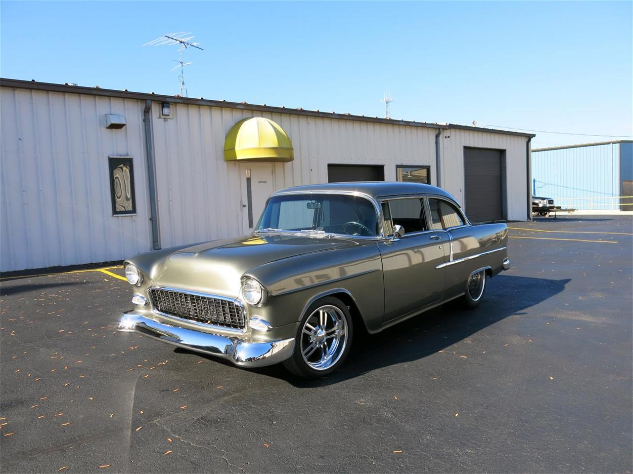 Large Picture of 1955 Chevrolet 210 - $72,000.00 Offered by Diversion Motors - M8TJ