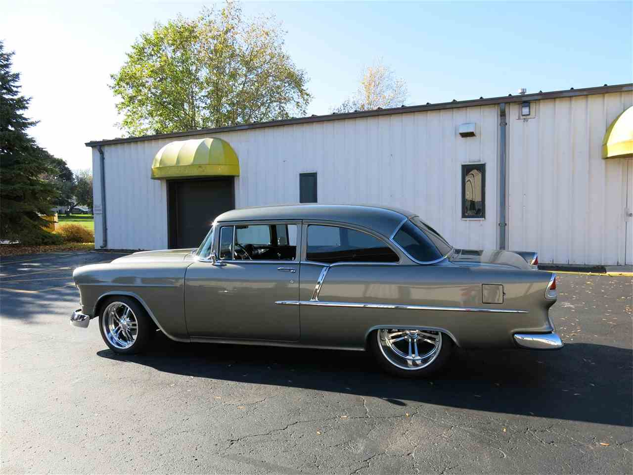 Large Picture of '55 Chevrolet 210 - $72,000.00 Offered by Diversion Motors - M8TJ