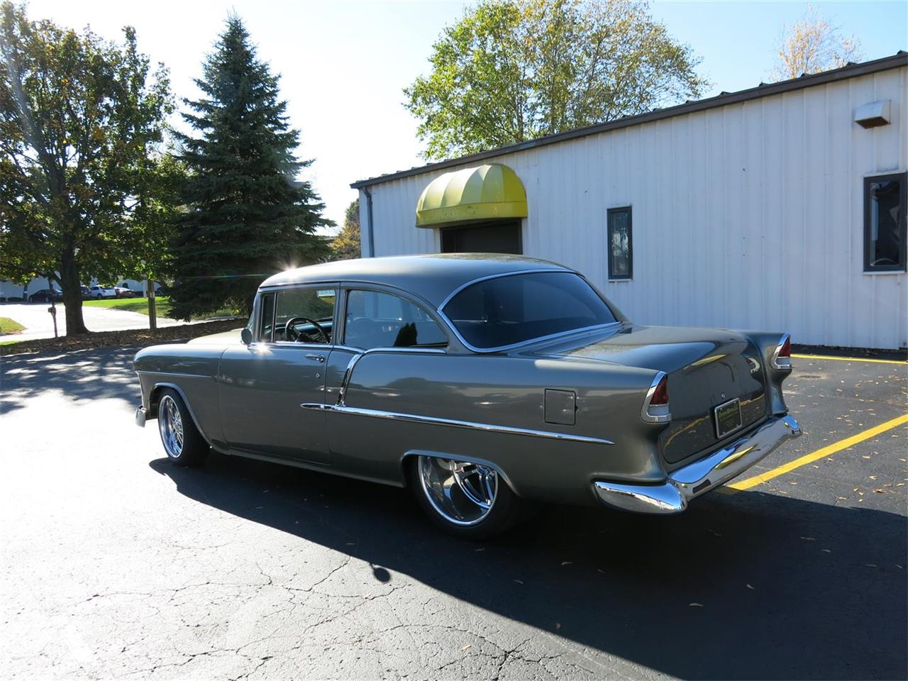 Large Picture of Classic 1955 Chevrolet 210 located in Wisconsin - M8TJ