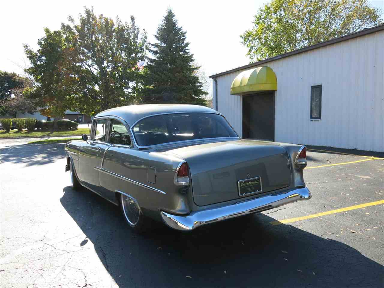 Large Picture of Classic '55 Chevrolet 210 located in Manitowoc Wisconsin - $72,000.00 - M8TJ