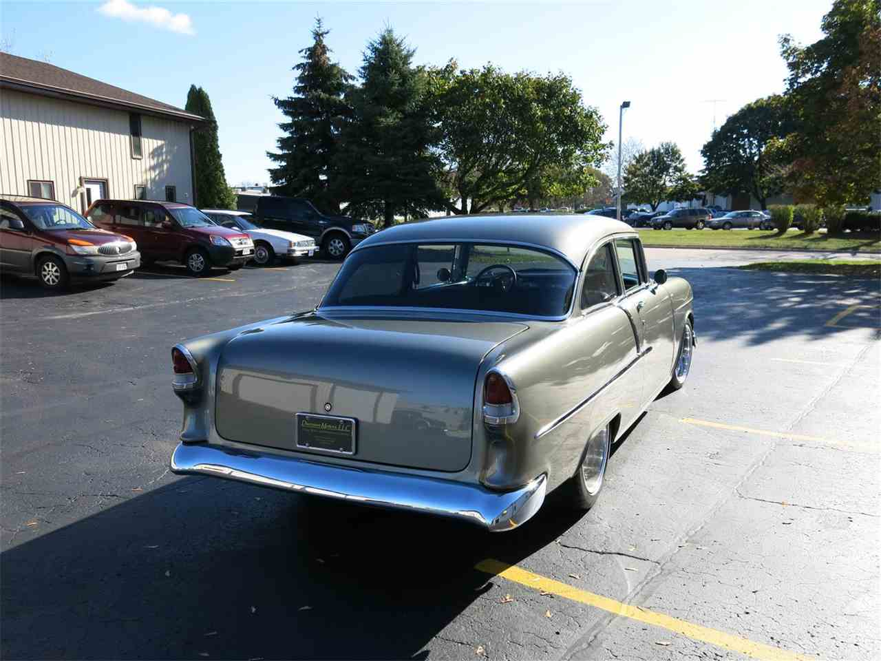 Large Picture of Classic 1955 210 - $72,000.00 Offered by Diversion Motors - M8TJ