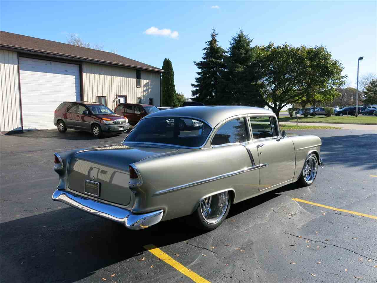 Large Picture of 1955 Chevrolet 210 located in Wisconsin - $72,000.00 Offered by Diversion Motors - M8TJ