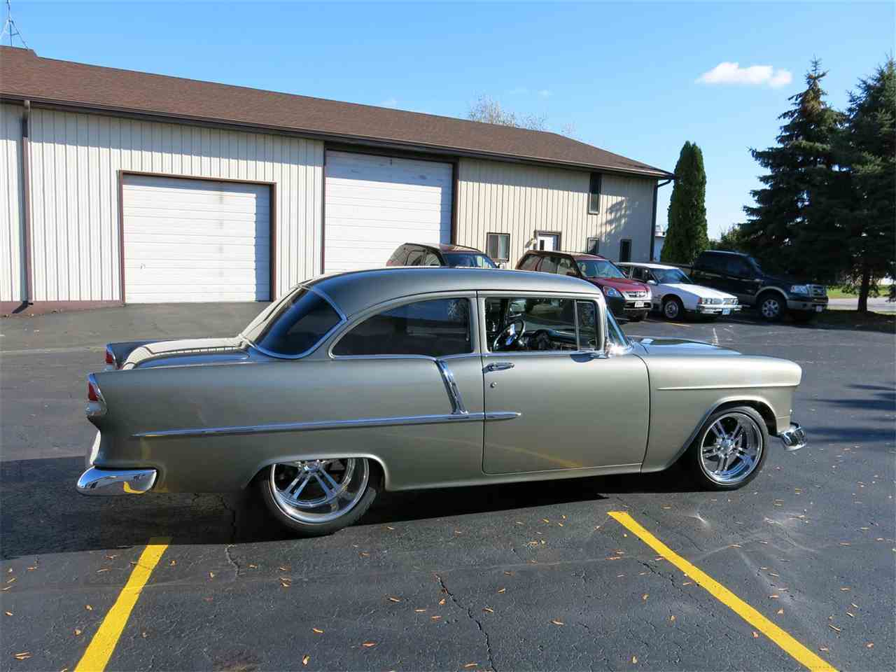 Large Picture of Classic 1955 210 located in Manitowoc Wisconsin Offered by Diversion Motors - M8TJ