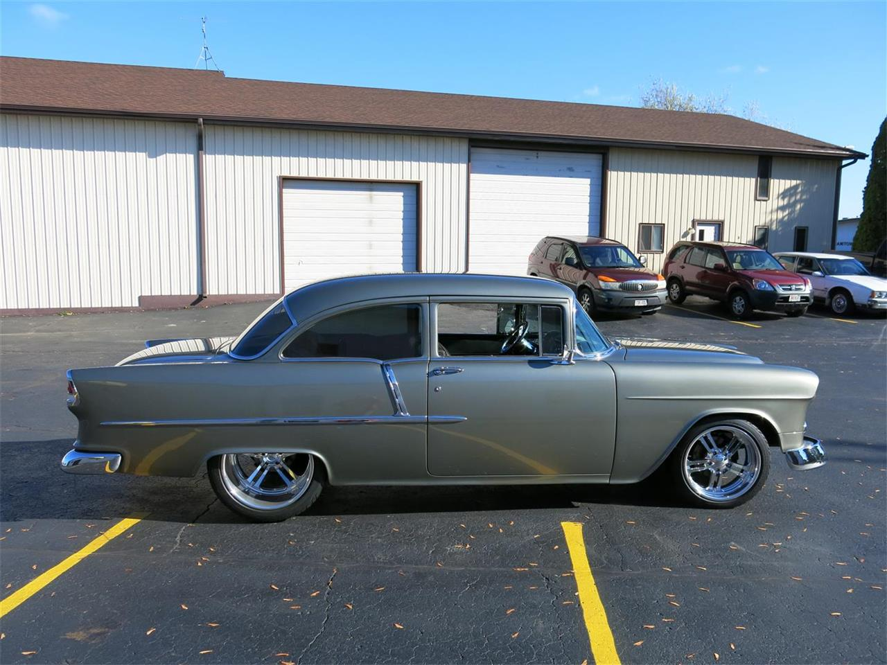 Large Picture of Classic 1955 Chevrolet 210 located in Manitowoc Wisconsin - $72,000.00 - M8TJ