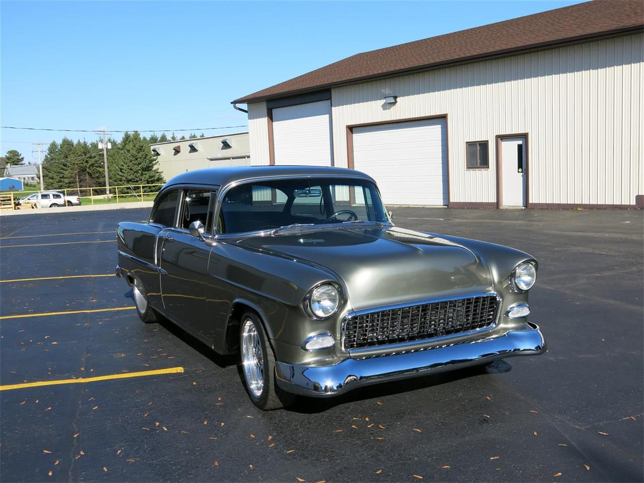 Large Picture of Classic 1955 210 located in Wisconsin - $72,000.00 Offered by Diversion Motors - M8TJ