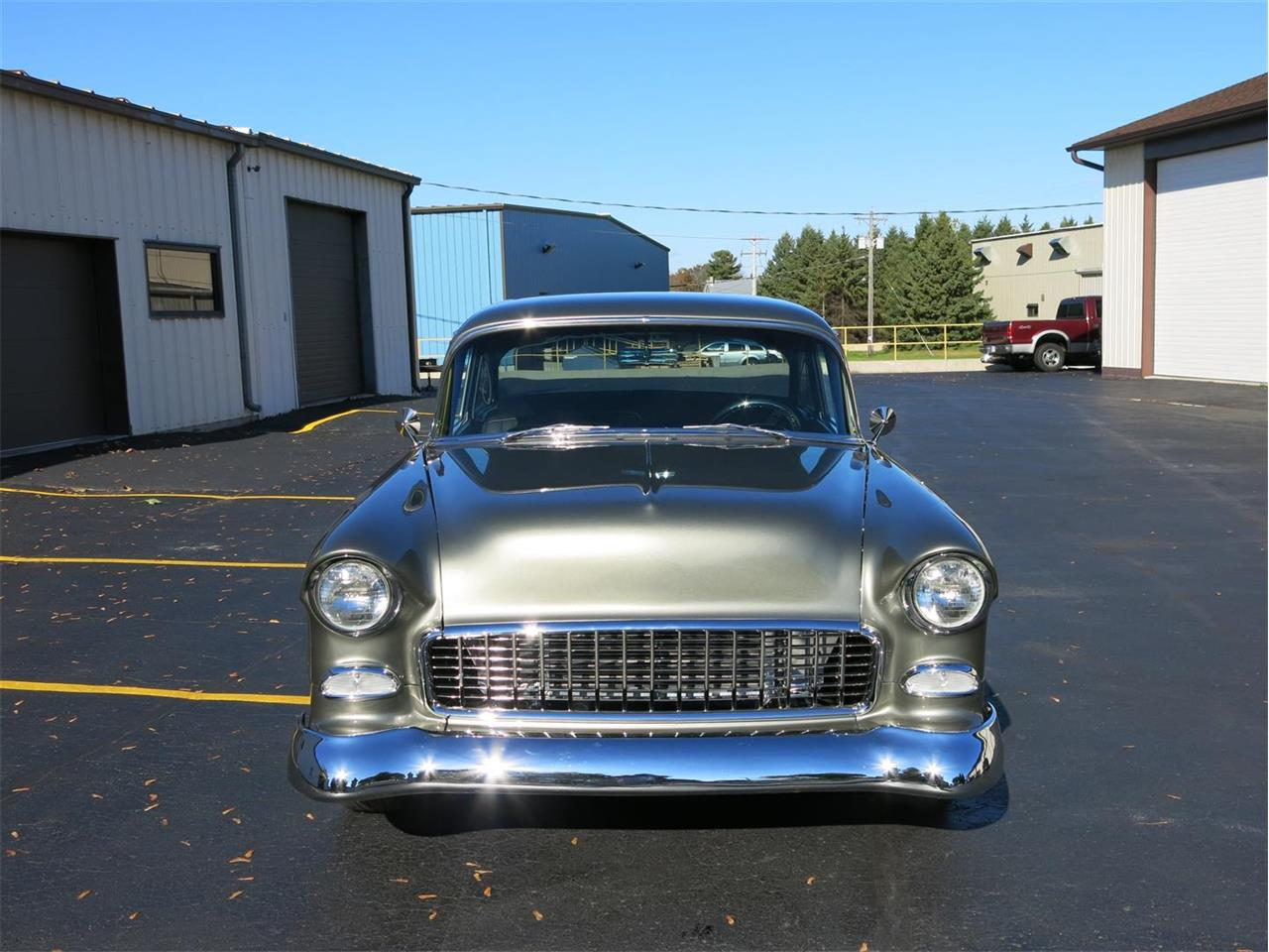 Large Picture of Classic 1955 Chevrolet 210 located in Wisconsin - $72,000.00 Offered by Diversion Motors - M8TJ
