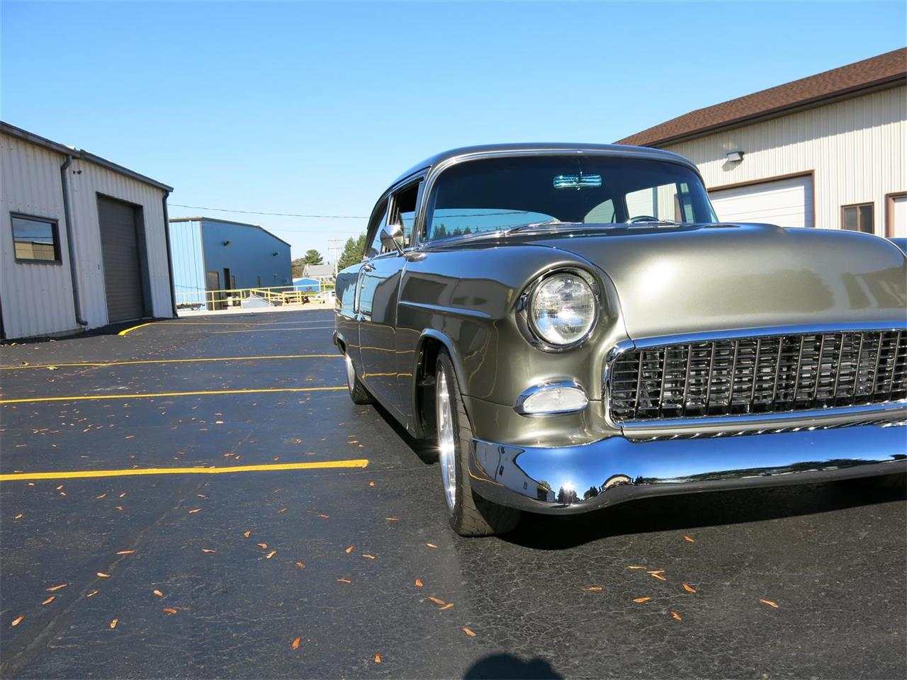 Large Picture of Classic 1955 Chevrolet 210 located in Manitowoc Wisconsin Offered by Diversion Motors - M8TJ