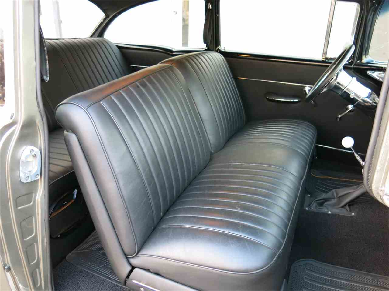 Large Picture of Classic '55 Chevrolet 210 located in Manitowoc Wisconsin - $72,000.00 Offered by Diversion Motors - M8TJ