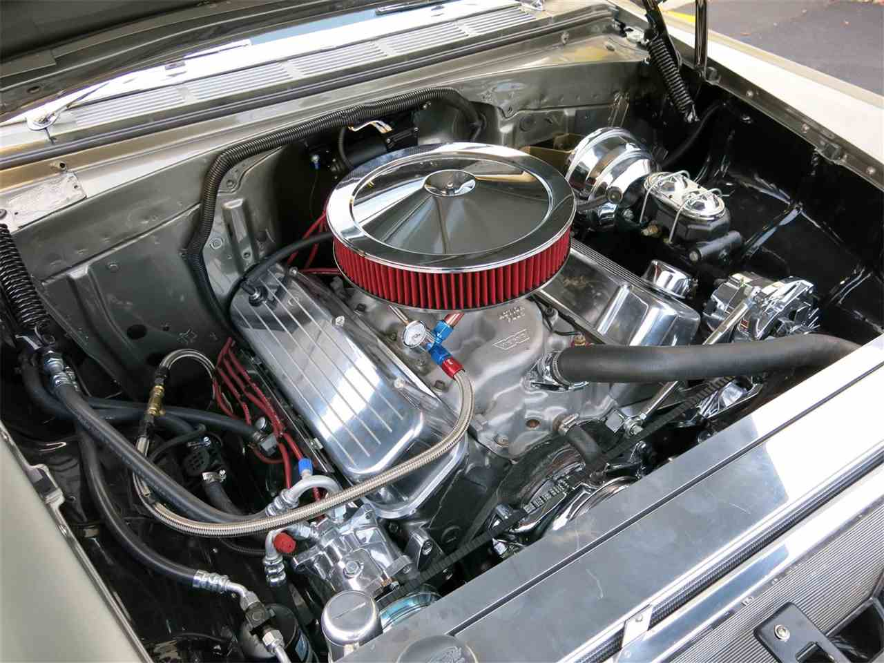 Large Picture of Classic '55 Chevrolet 210 - M8TJ