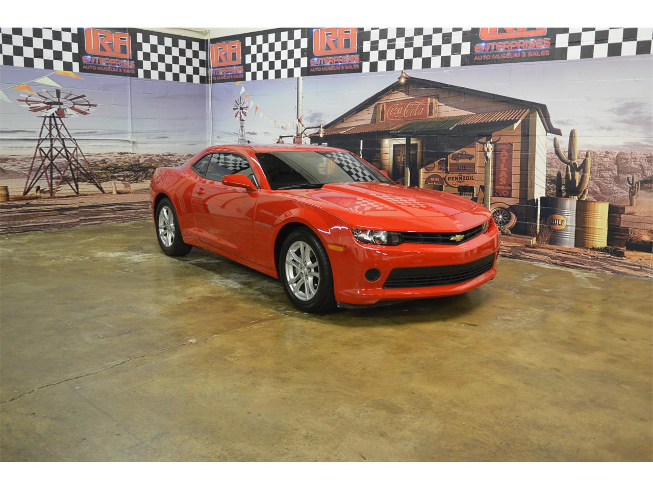 2015 chevrolet camaro for sale cc 1037864. Black Bedroom Furniture Sets. Home Design Ideas