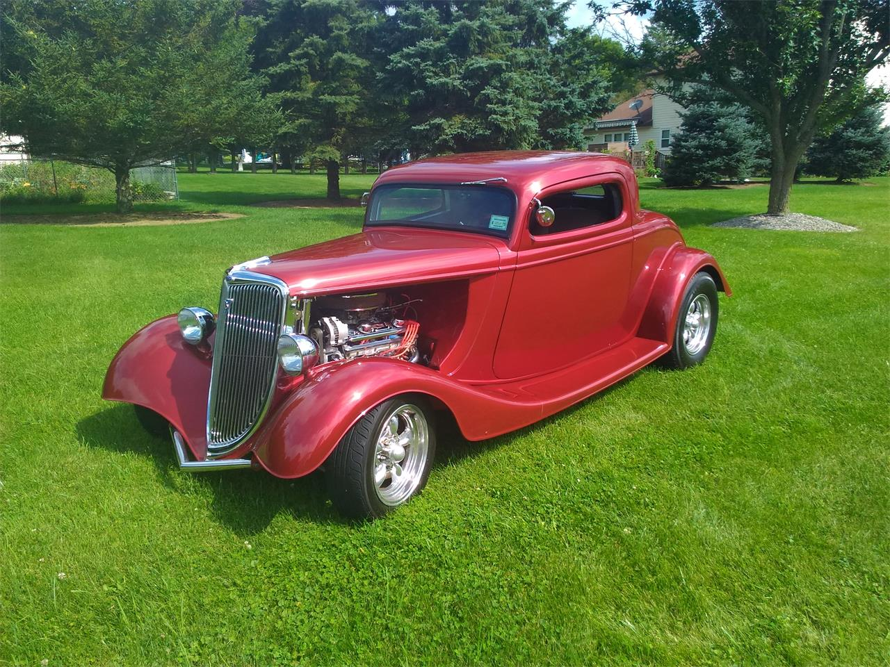 Large Picture of '34 3-Window Coupe - M8TM