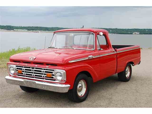 Picture of Classic 1964 Ford F100 located in East Peoria Illinois Offered by  - M8TR