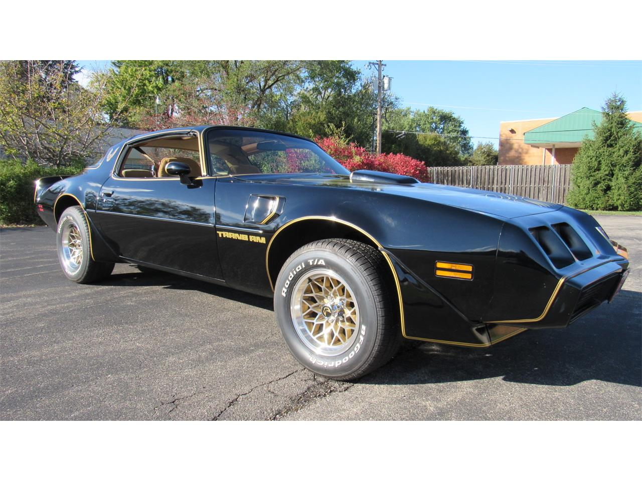 Large Picture of '79 Firebird Trans Am located in Milford Ohio - M8TS