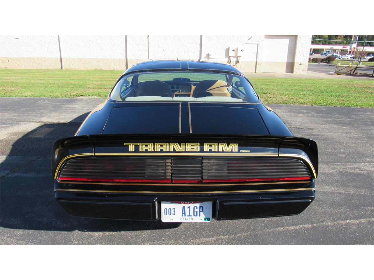 Large Picture of 1979 Firebird Trans Am located in Ohio - $39,900.00 - M8TS