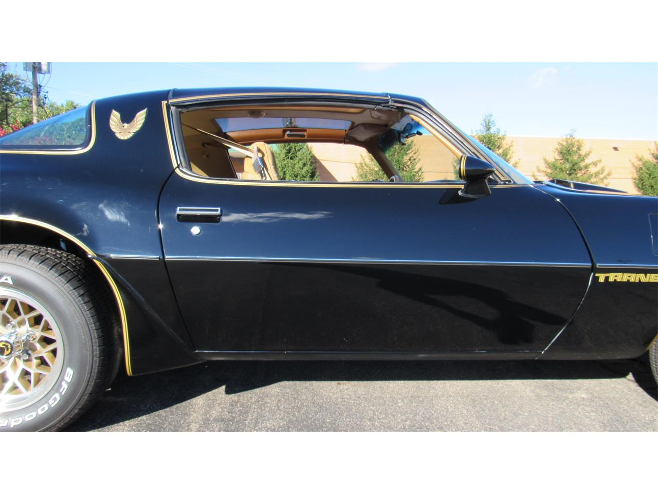 Large Picture of 1979 Pontiac Firebird Trans Am located in Ohio - $39,900.00 - M8TS