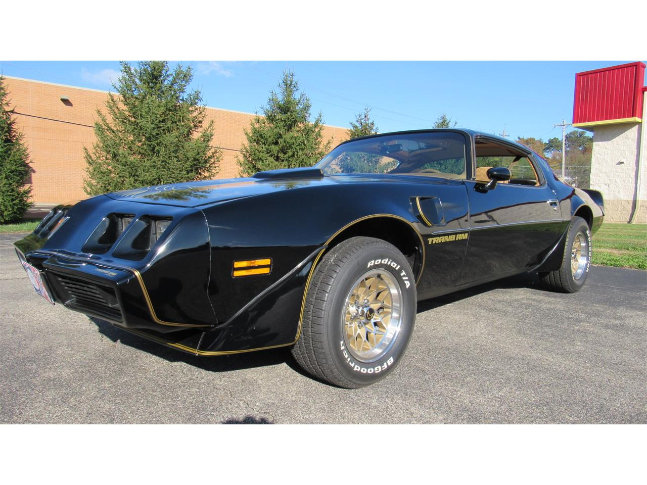 Large Picture of 1979 Firebird Trans Am located in Milford Ohio - $39,900.00 Offered by Cincy Classic Cars - M8TS