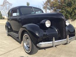 Picture of Classic '39 Chevrolet Deluxe located in Branson Missouri - $16,000.00 Offered by Branson Auto & Farm Museum - M8TV