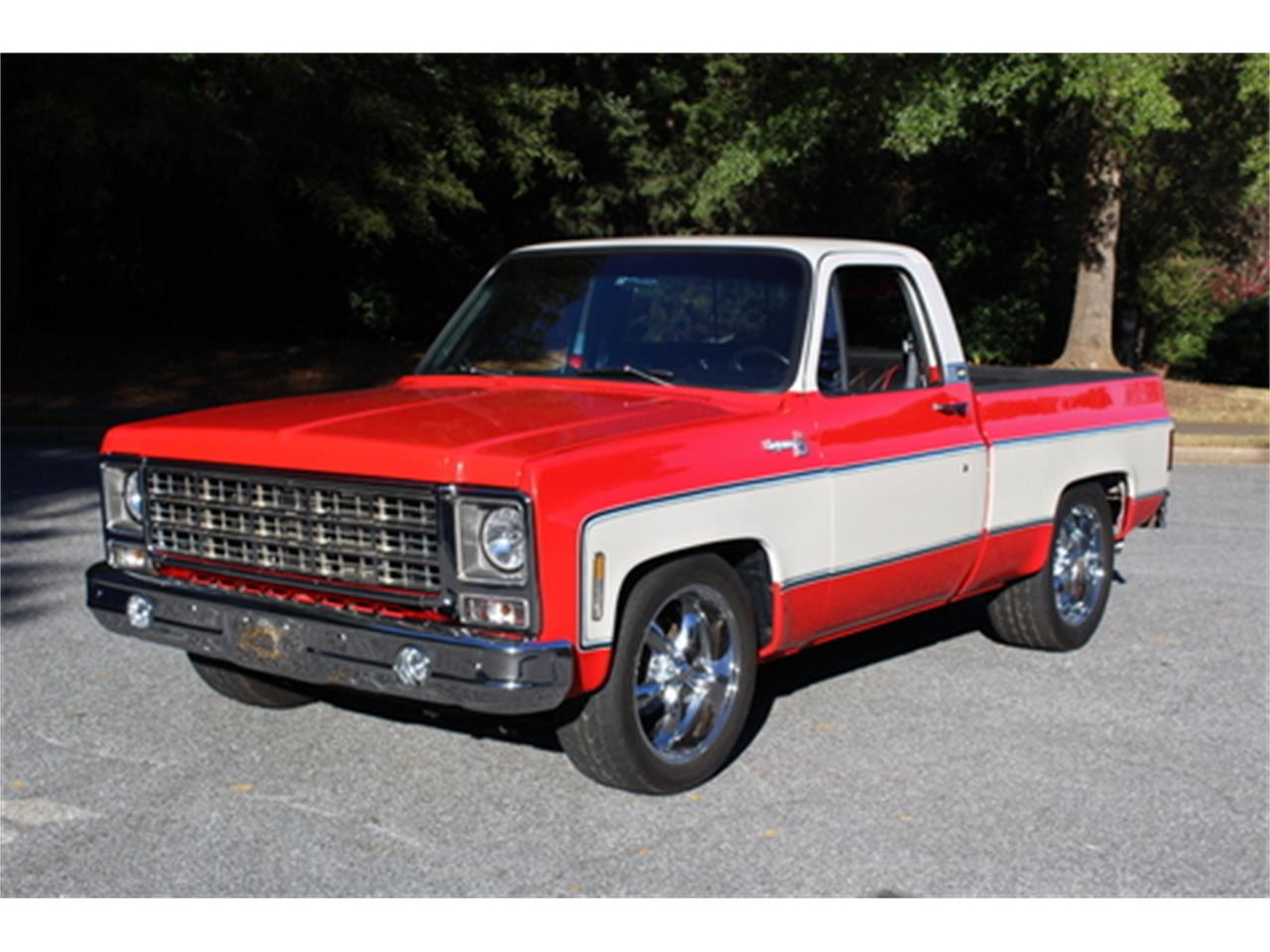 1980 chevrolet c10 for sale cc 1037880. Black Bedroom Furniture Sets. Home Design Ideas