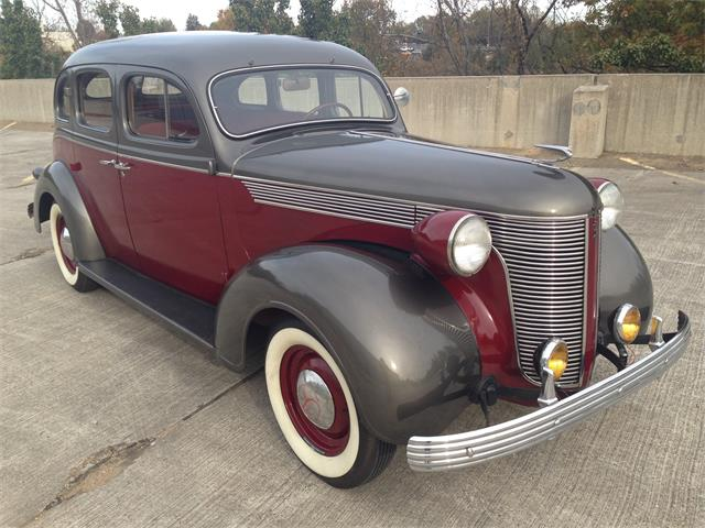 Picture of '37 DeSoto 4-Dr Sedan located in Branson Missouri - $19,000.00 Offered by  - M8U4