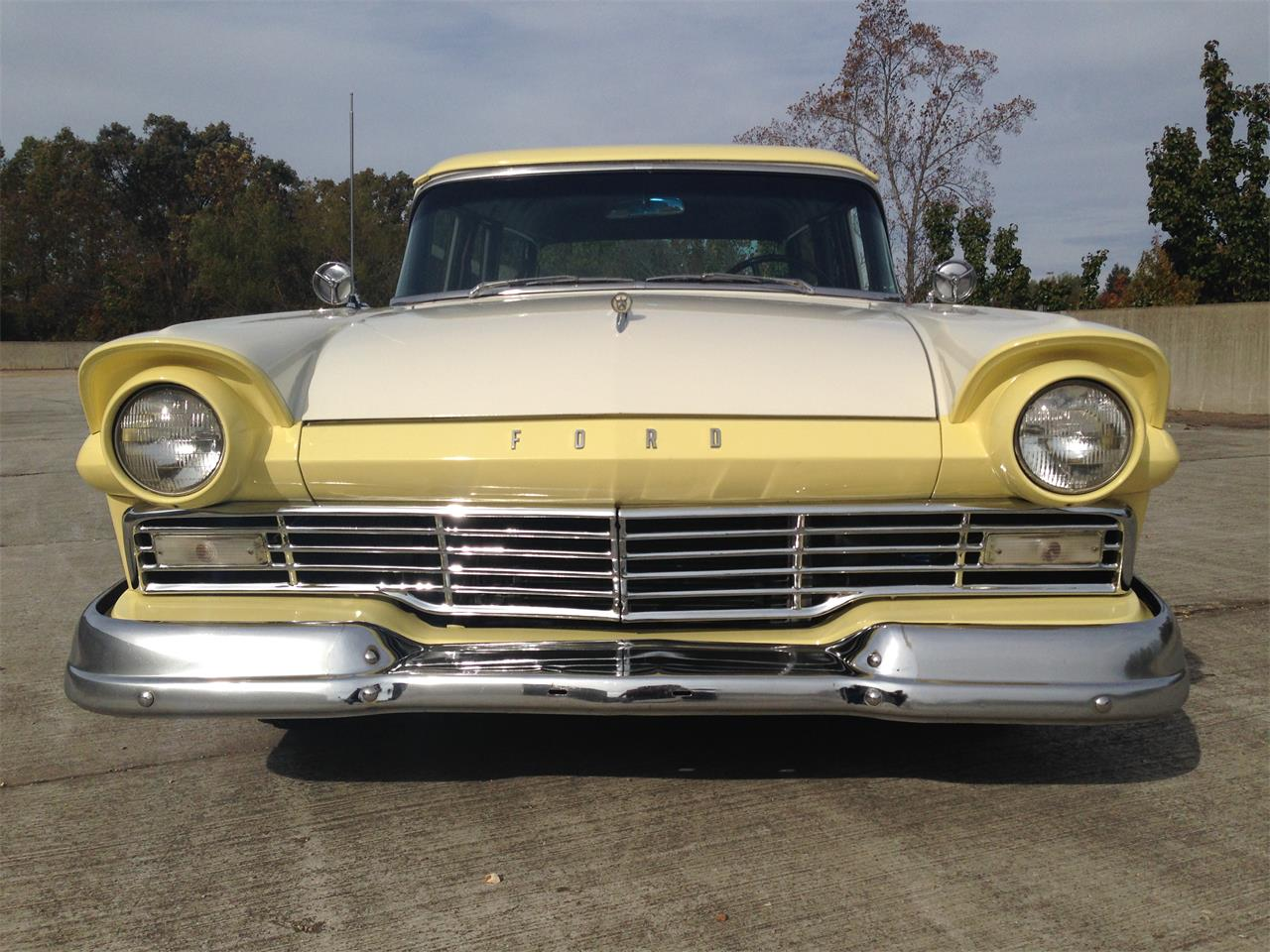 Large Picture of '57 Country Squire - M8U6