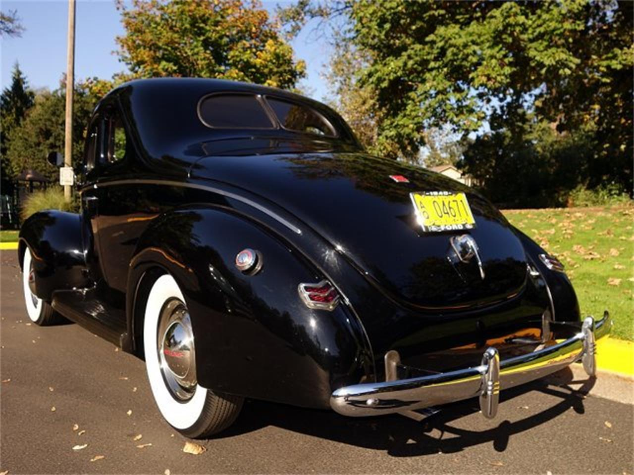 1940 Ford Business Coupe For Sale Cc 1030789 Wiring Harness Large Picture Of 40 M3d1