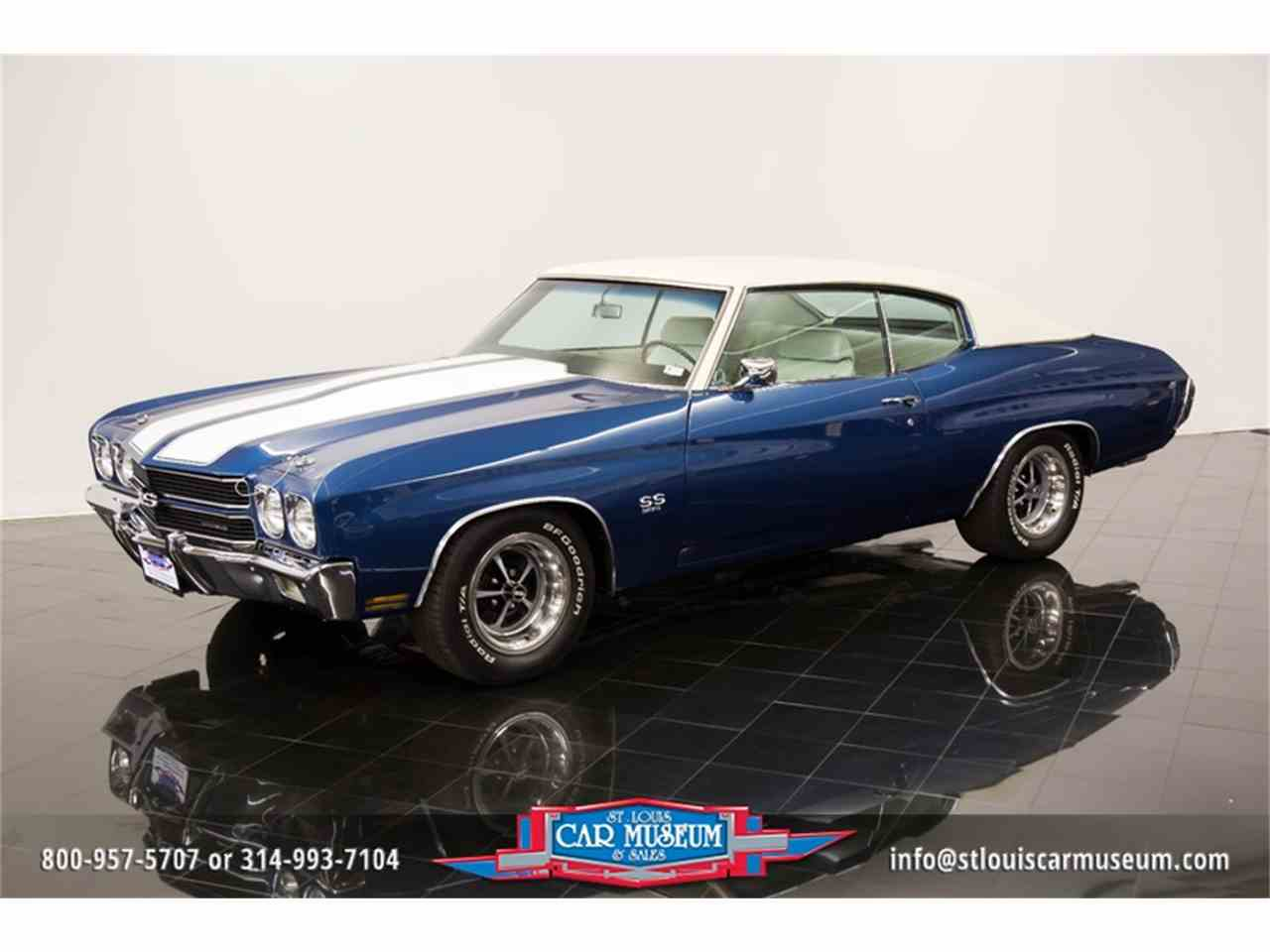 Large Picture of '70 Chevelle SS - M8UN