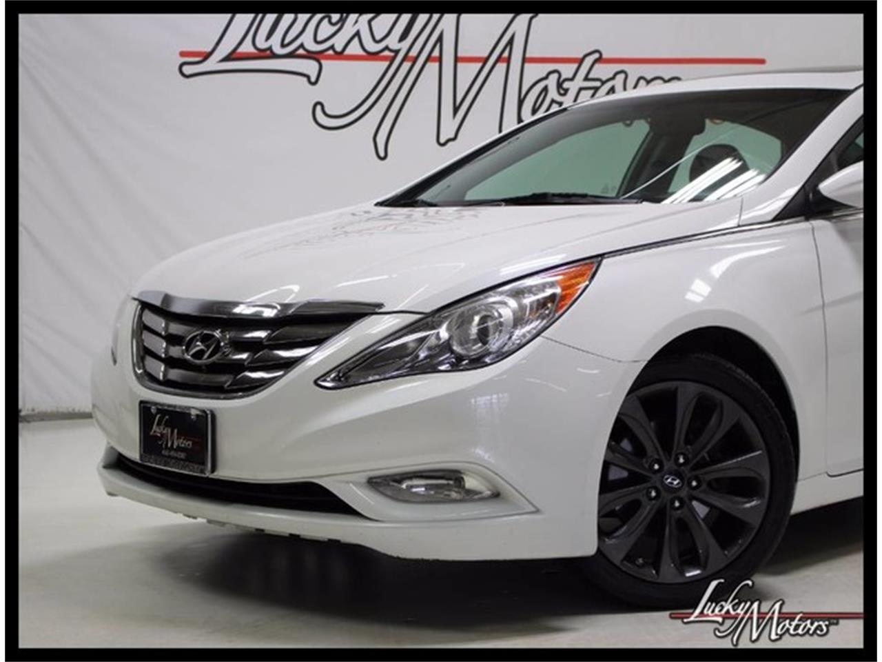 Large Picture of '11 Sonata - M8UO