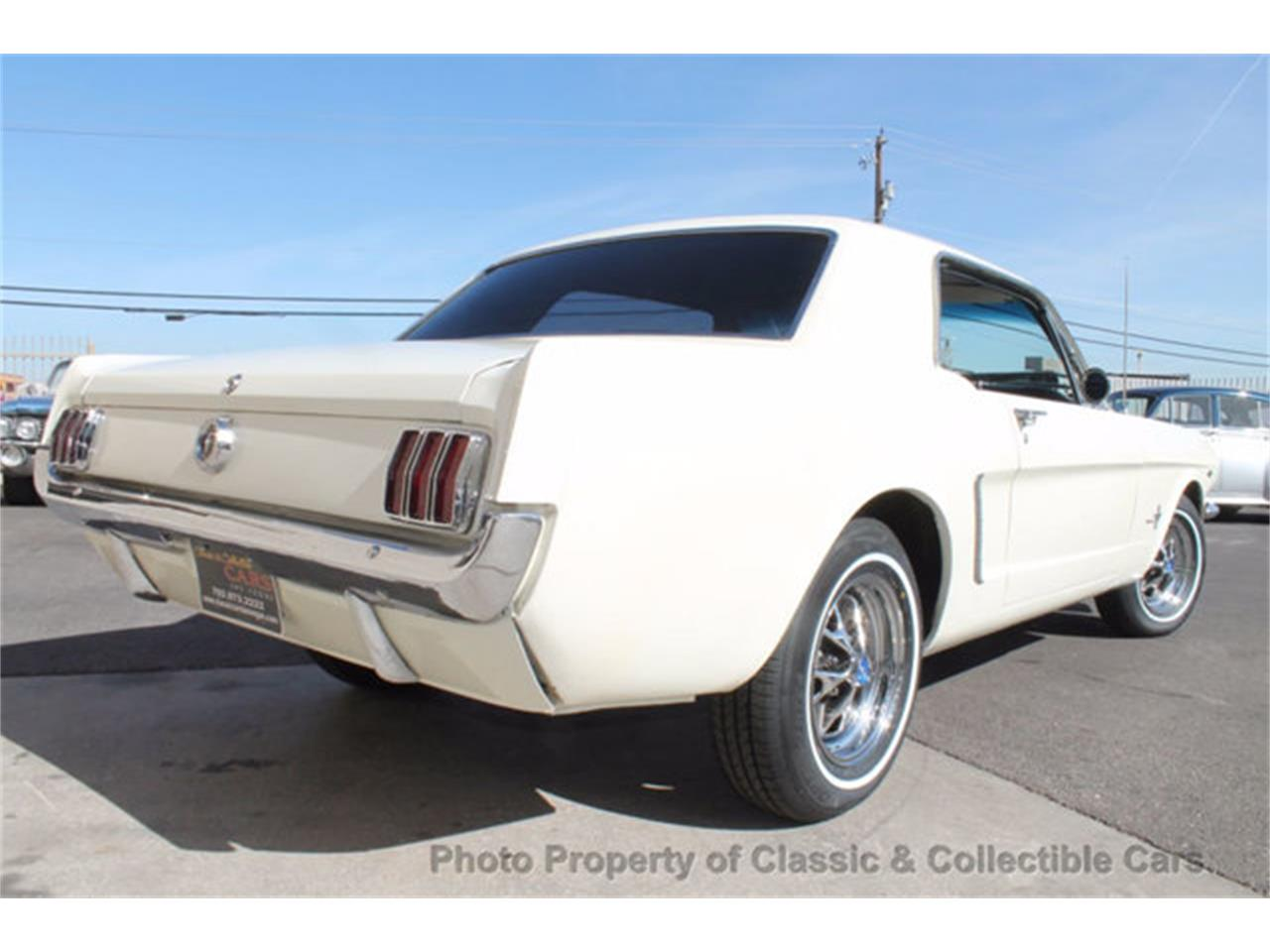 Large Picture of Classic 1965 Mustang located in Las Vegas Nevada Offered by Classic and Collectible Cars - M8UQ