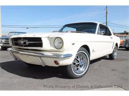 Picture of 1965 Ford Mustang Offered by Classic and Collectible Cars - M8UQ