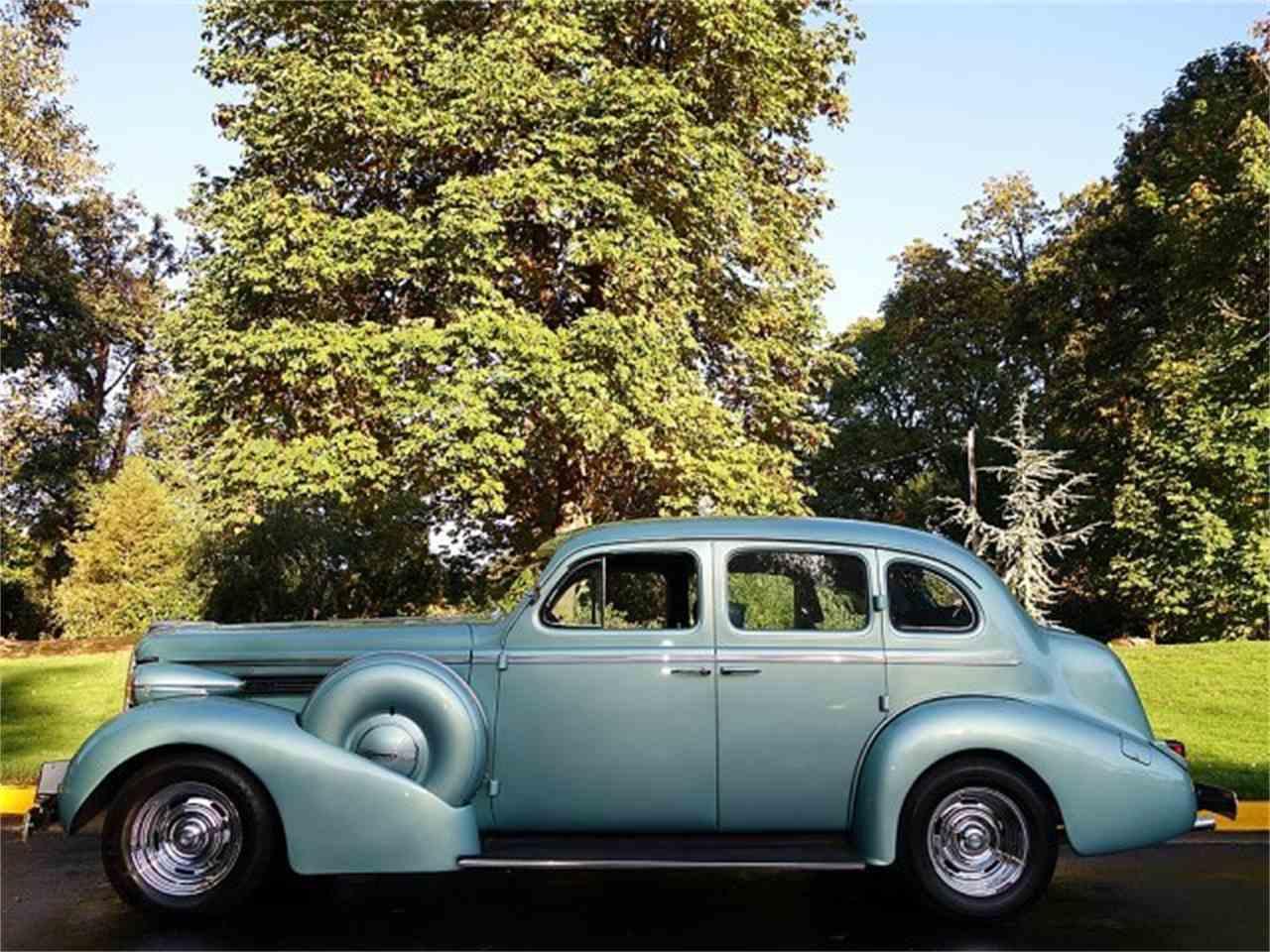 Large Picture of Classic 1938 4-Dr Sedan - $24,900.00 - M8UY