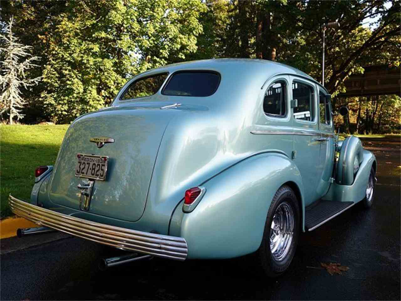 Large Picture of 1938 Buick 4-Dr Sedan located in Eugene Oregon - M8UY