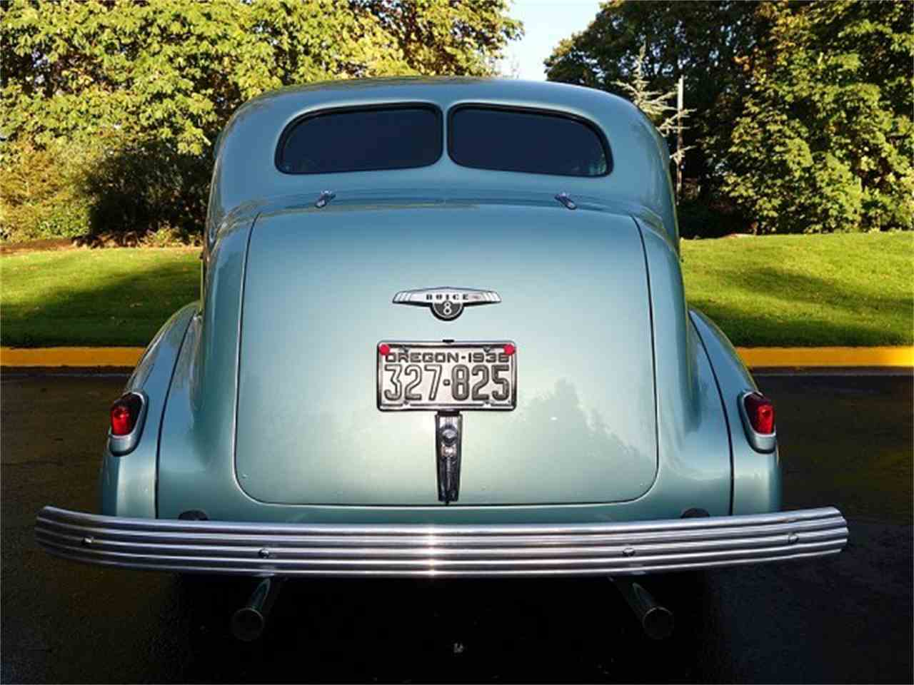 Large Picture of Classic '38 Buick 4-Dr Sedan located in Eugene Oregon Offered by Summers Classic Car Company - M8UY