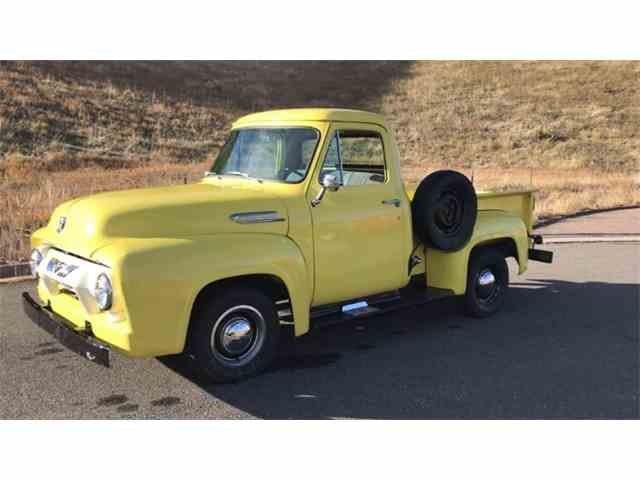 Picture of '54 F100 - M8VC