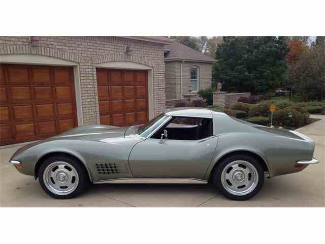 Picture of '72 Corvette - M8VY