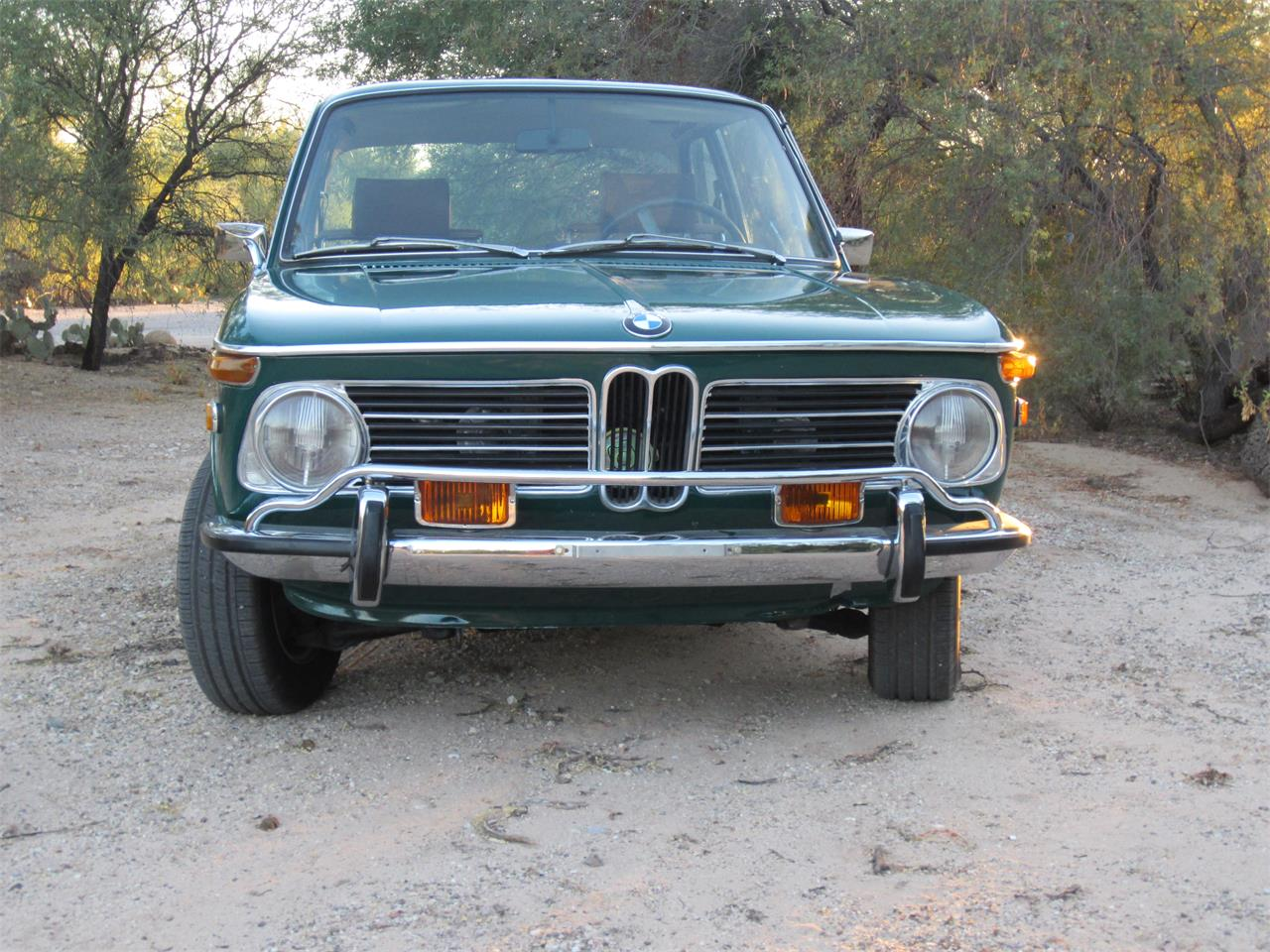 1972 BMW 2002TII for Sale   ClassicCars.com   CC-1037951