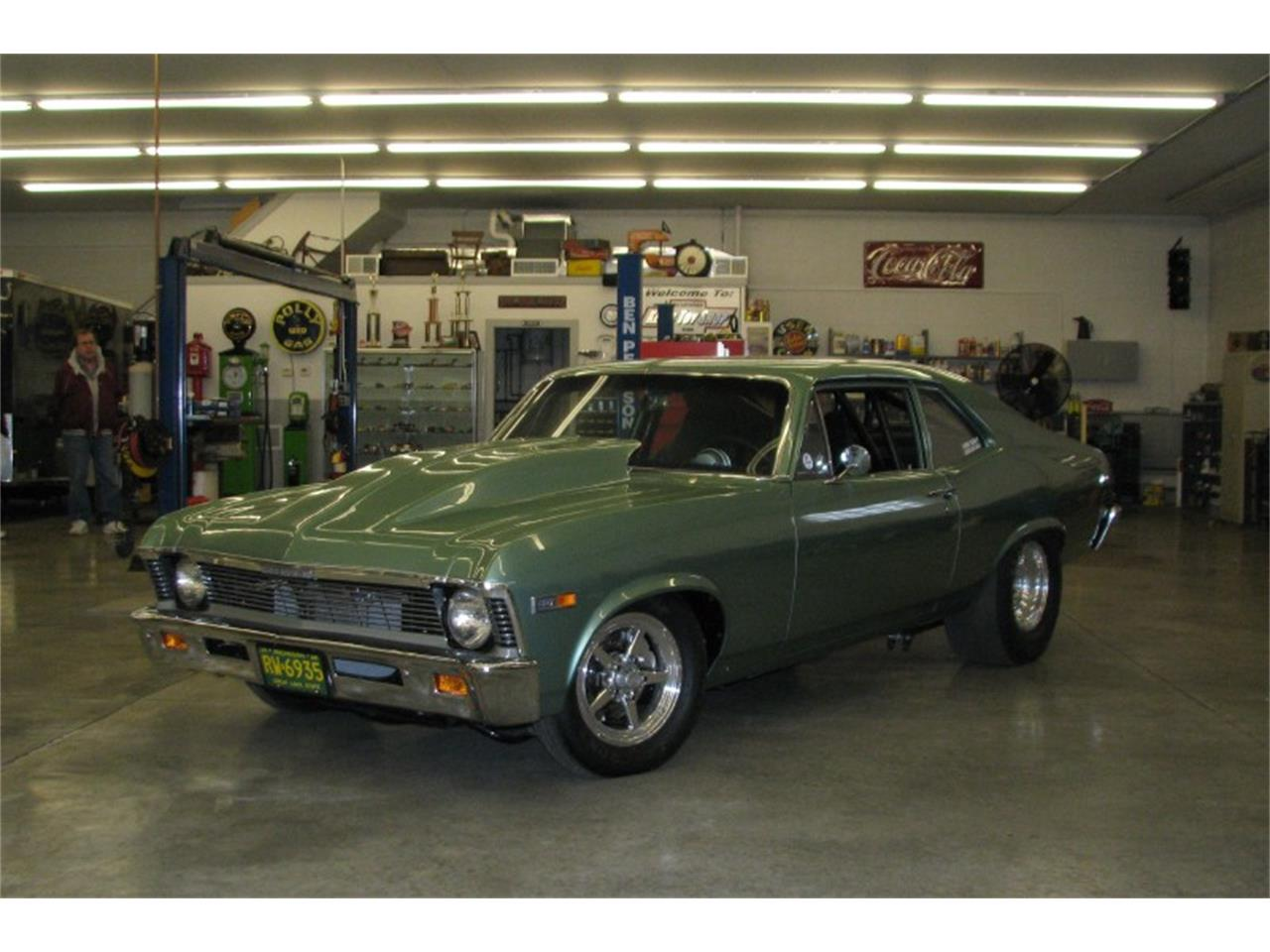 Large Picture of '68 II - M8WC