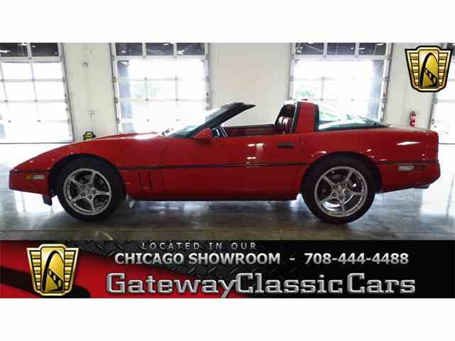 Picture of '89 Corvette - M8Y6