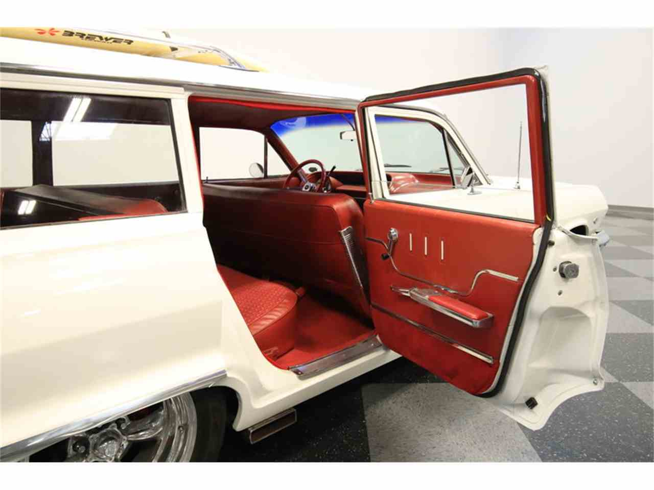 Large Picture of '63 Bel Air Wagon - M8Y7