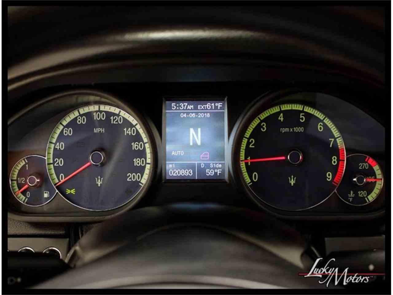 Large Picture of '07 Quattroporte - M8YN