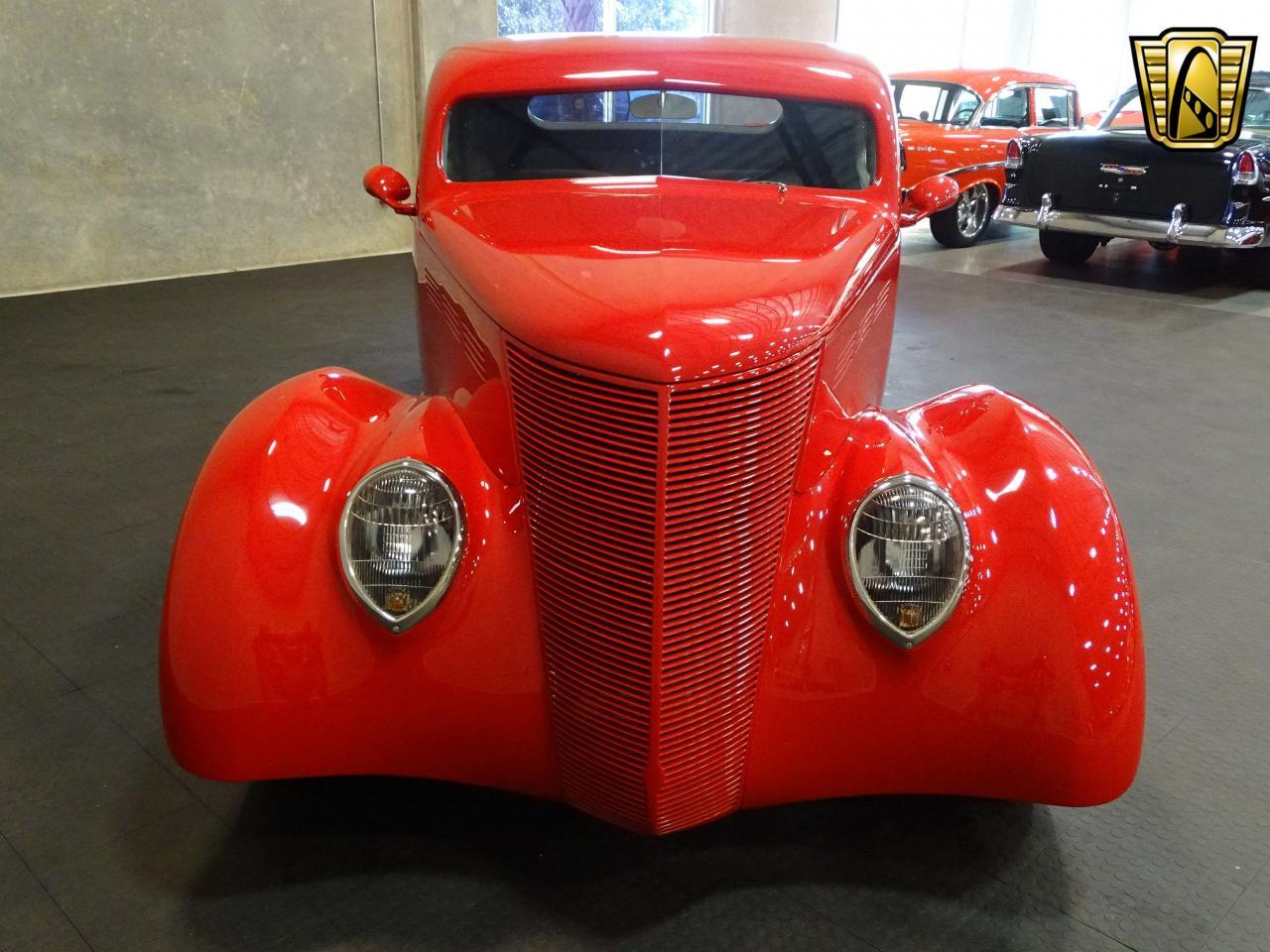 Large Picture of '37 3-Window Coupe - M8YU