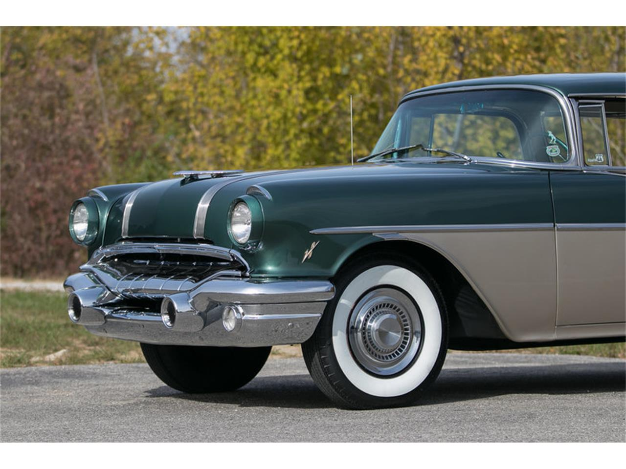 Large Picture of 1956 Pontiac Star Chief located in St. Charles Missouri - $49,995.00 Offered by Fast Lane Classic Cars Inc. - M8Z0