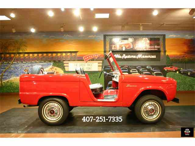 Picture of '67 Bronco - M8Z9