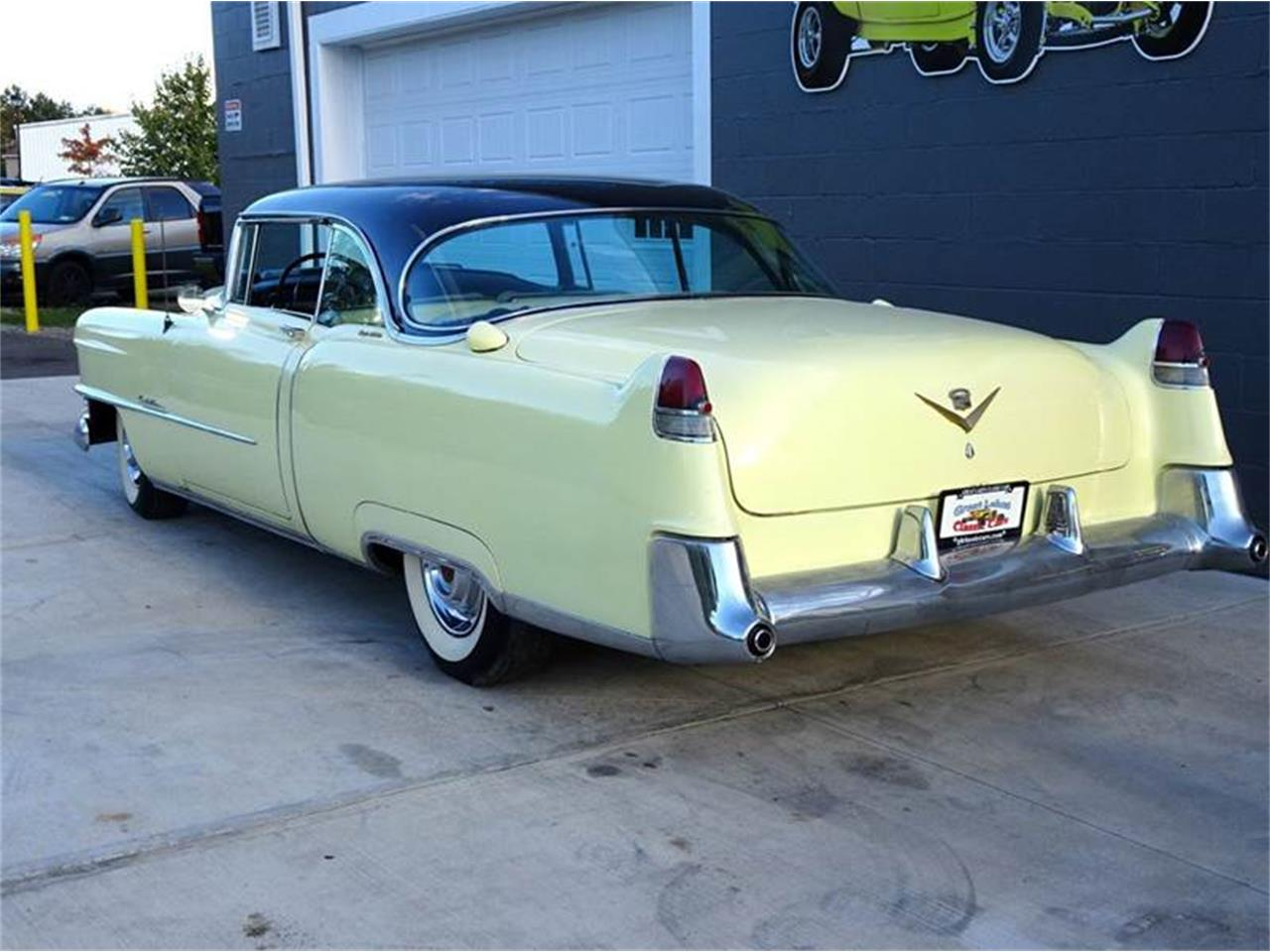 Large Picture of '54 DeVille - $16,795.00 Offered by Great Lakes Classic Cars - M8ZD