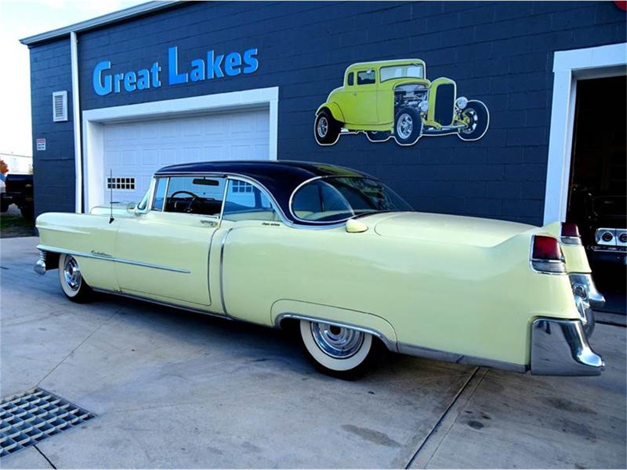 Large Picture of '54 DeVille located in New York Offered by Great Lakes Classic Cars - M8ZD