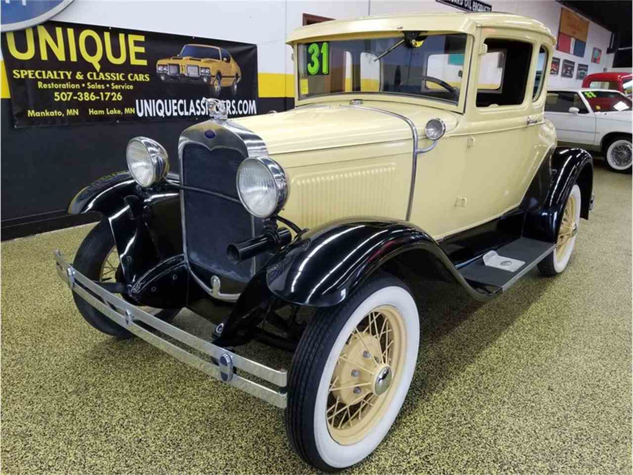 1931 Ford Model A 5 window coupe with rumble seat for Sale ...