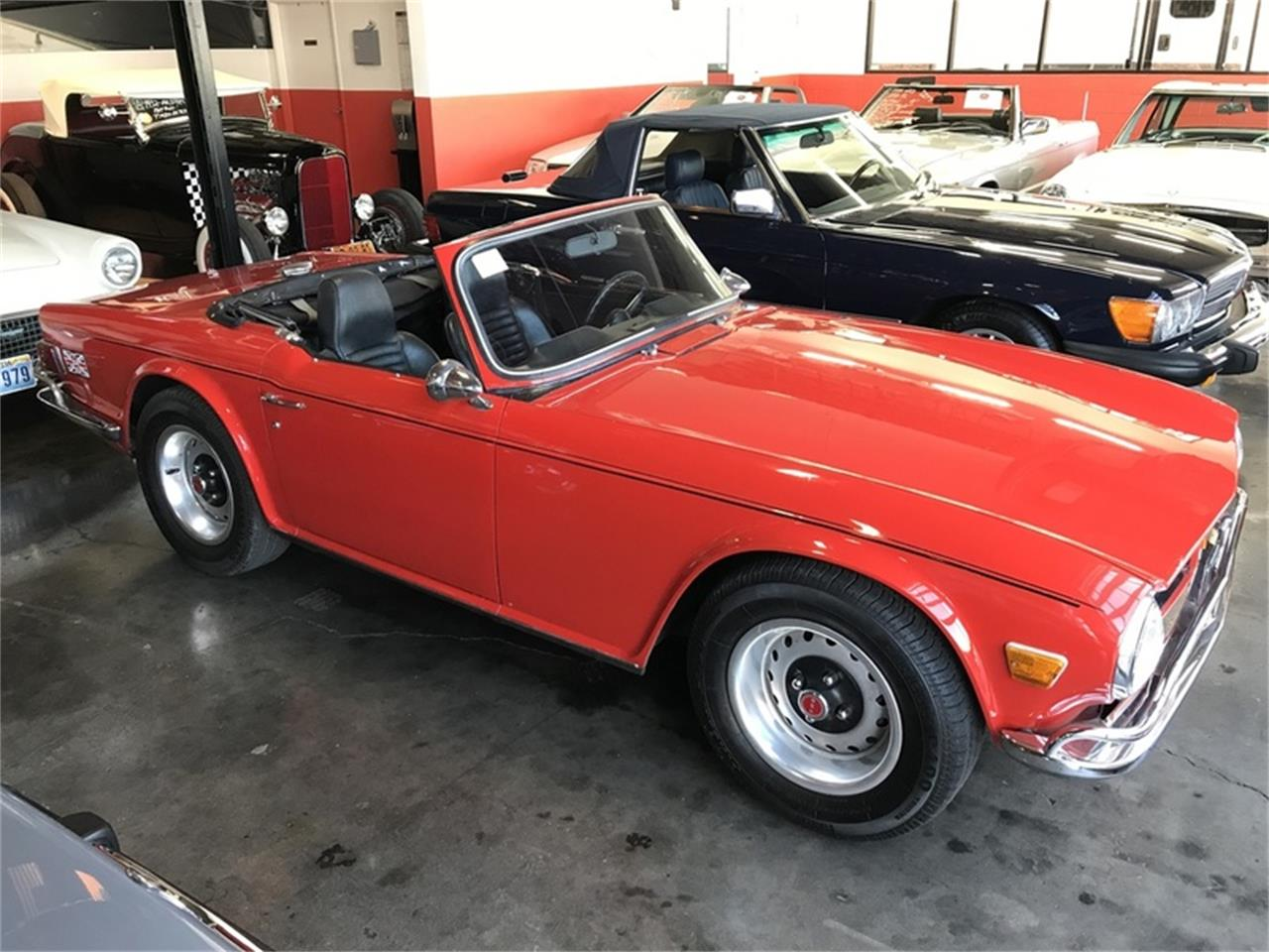 Large Picture of '72 TR6 located in Henderson Nevada Offered by Atomic Motors - M8ZT