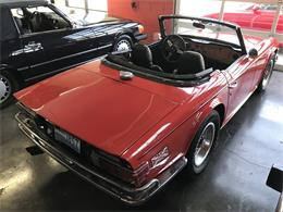 Picture of Classic 1972 Triumph TR6 located in Henderson Nevada - $13,980.00 - M8ZT